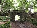 Haunted Bridge Peckforton - geograph.org.uk - 1462807.jpg