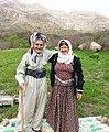 Hawrami old couple from Nodesha town, Hawraman, Kurdistan.jpg