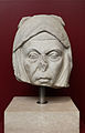 Head of old woman in Palazzo Massimo alle Terme (Rome).jpg