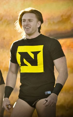 Heath Slater - Slater at the 2010 Tribute to the Troops event