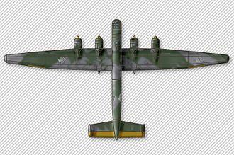 Heinkel He 274 - Heinkel He 274