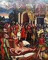 Heinrich Vogtherr (I) - Das Martyrium des Hl. Erasmus - Staatsgalerie Aschaffenburg.jpg