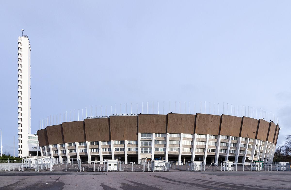 Helsinki Olympic Stadium Federation International Bandy