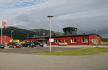 Photo de l'aéroport d'Hemavan-Tärnaby.