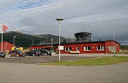 Hemavans lufthavn