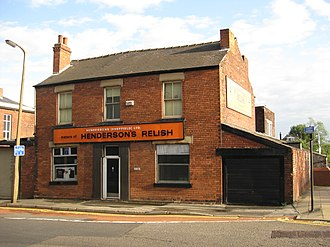 Henderson's Relish - Henderson's (Sheffield) Ltd.