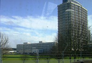 Colindale - Hendon Police College