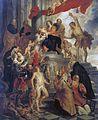 Hendrik van Balen - Casamento Místico de Santa CatarinaFXD.jpg
