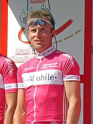 2004 Tour of Flanders - Steffen Wesemann, winner of the Tour of Flanders