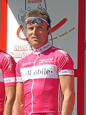 Steffen Wesemann - Wesemann at the 2005 Rund um den Henninger Turm
