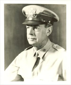 Henry Conger Pratt - Major General Henry Conger Pratt, 1940