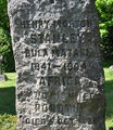 Henry Morton Stanley headstone, detail of inscription.png