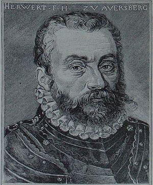 Herbard VIII von Auersperg - Image: Herbard Turjaski