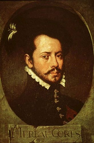 Pedro de Alvarado - Hernán Cortés led the expedition against the Aztecs.