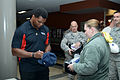 Herschel Walker at Camp Withycombe, 2012 008 (8455400018) (6).jpg