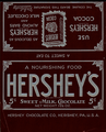 Hershey's Milk Chocolate wrapper (1912-1926).png