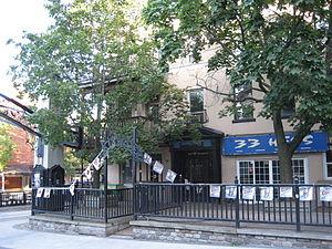 Hess Street (Hamilton, Ontario) - 33 Hess, music venue, Hess Village