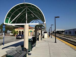 Hialeah Market station - Image: Hialeah Tri Rail Station (8427497251)