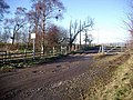 High Burnside roadend - geograph.org.uk - 331261.jpg