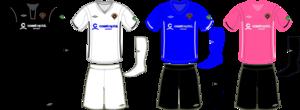 Victoria Highlanders - Highlanders kits, 2009–2013