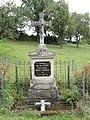 Hilbesheim (Moselle) croix de chemin A.jpg