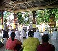 Hinduism Ceremony in Pura Agung Narayana, Poso.jpg