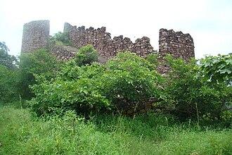 Hinglajgarh - Hinglaj Fort Fatehburj
