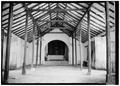 Historic American Buildings Survey, INTERIOR LOOKING EAST. - Templo de Porta Coeli, San German, San German Municipio, PR HABS PR,5-SANG,1-9.tif