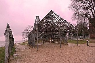 Jamestown Rediscovery - Image: Historic Jamestown 10