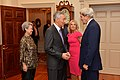 Ho Ching, Lee Hsien Loong, Jill Biden, and John Kerry, August 2016.jpg