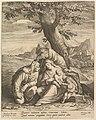 Holy Family with St. Elizabeth & St. John the Baptist MET DP825610.jpg