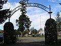 Holy Sepulchre Cemetery Main Entrance.JPG