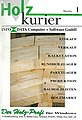 Holzkurier Cover 1998