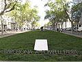 Homenaje de Barcelona a Pompeu Fabra.JPG