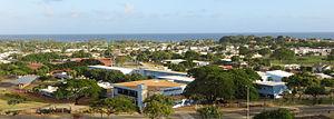 Kaimuki, Hawaii - Kaimuki Middle School, 631 18th Ave, Honolulu, HI 96816