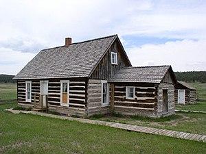 National Register of Historic Places listings in Teller County, Colorado - Image: Hornbek House NPS