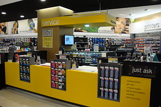 Dick Smith (retailer) - Inside the first Dick Smith concept store Hornsby DSE following its rebranding as Dick Smith Technology