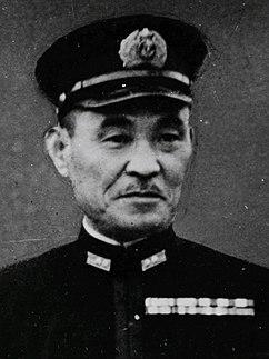 Boshirō Hosogaya Japanese admiral