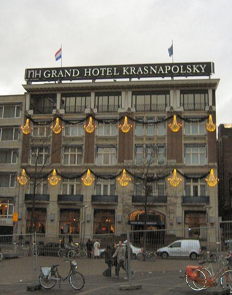 File:Hotel Krasnapolsky - Amsterdam.jpg