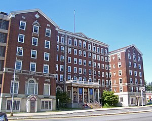 H.L. Stevens & Company - Hotel Van Curler, Schenectady, New York