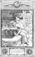 Household stories Bros Grimm (L & W Crane) plate facing p128.png