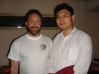 Jimmy Wales and me