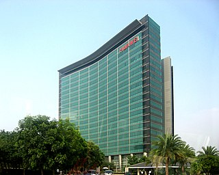 Huawei Chinese multinational telecommunications equipment and consumer electronics manufacturer
