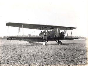 Keystone LB-5 - XLB-5 prototype