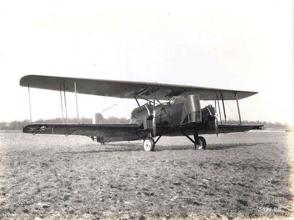 Huff-Daland XLB-5
