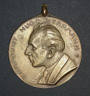 Hugo Herrmann Medaille