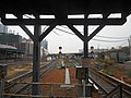 Hunterspoint Avenue LIRR; East End of Platform.jpg