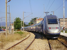Image illustrative de l'article Gare d'Hyères
