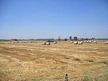 Pianura Padana in Provincia di Reggio Emilia