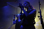 I-Wolf and the Chainreactions at Fluc Wanne WAVES VIENNA 2013 18.jpg